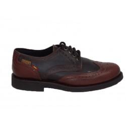 Zapato de piel - Valverde...